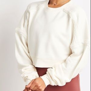 Alo Yoga Sweatshirt (worn once)